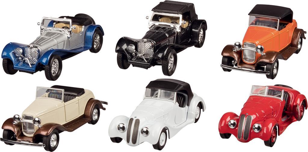 Jucarie - Masinuta Oldtimer Colectie - mai multe modele   Goki - 1