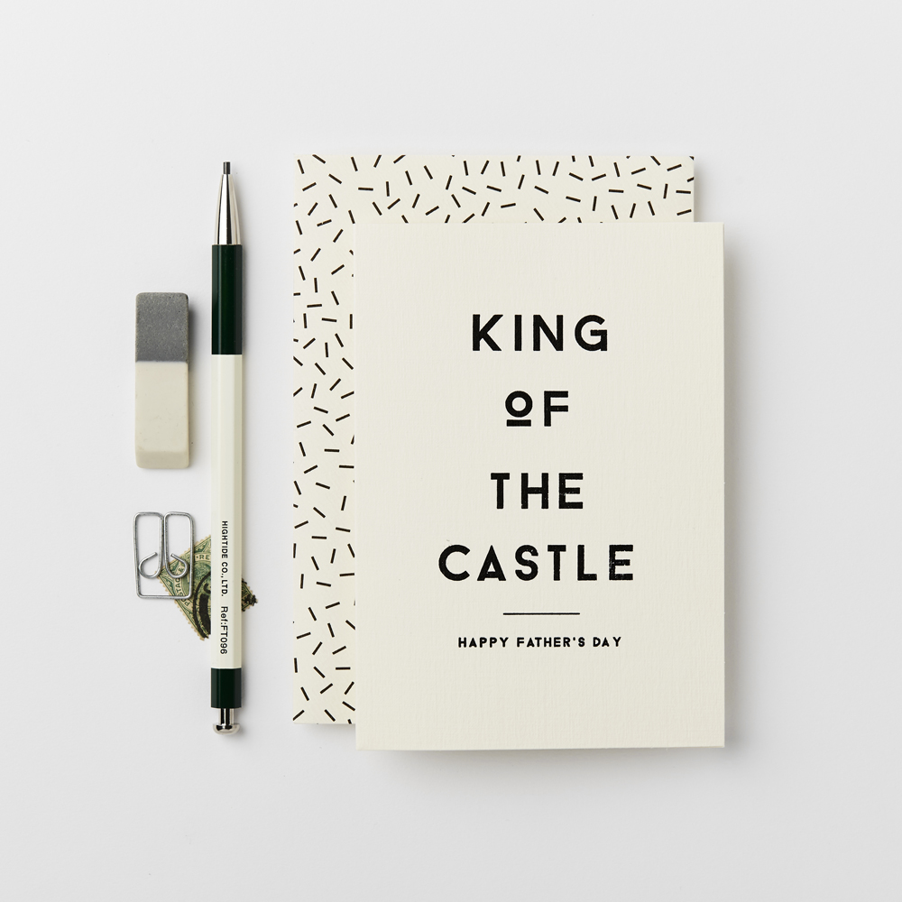 Felicitare - King of the Castle thumbnail