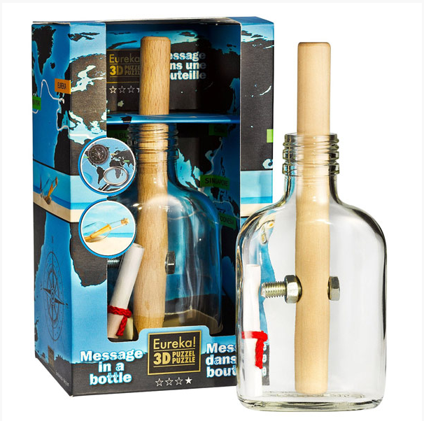 Puzzle - Eureka - Message in a Bottle | Eureka