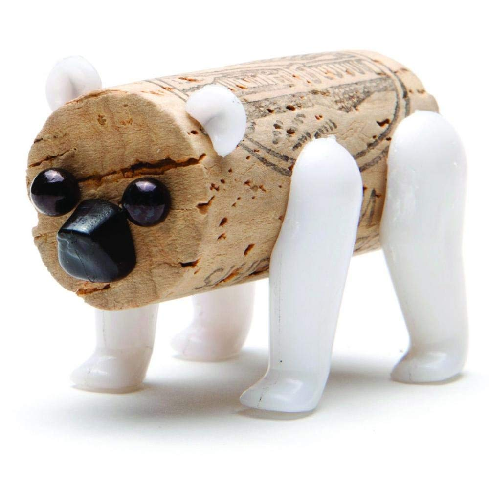 Obiect Decorativ Din Dop De Pluta - Animals | Monkey Business