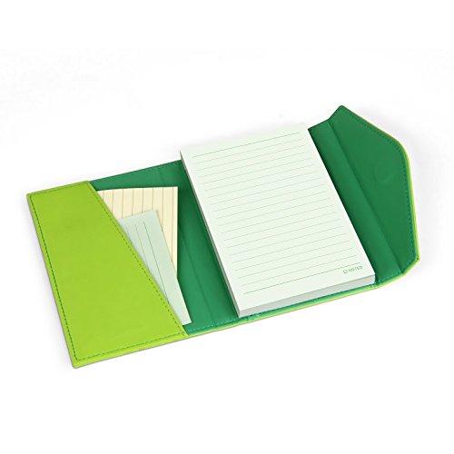 Carnet Cu Coperta Verde - Secrets | Knock Knock