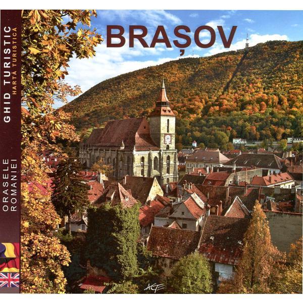 Brasov. Ghid turistic
