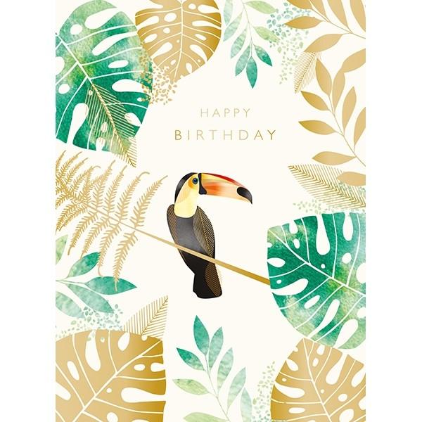 Felicitare - Toucan - Happy Birthday thumbnail