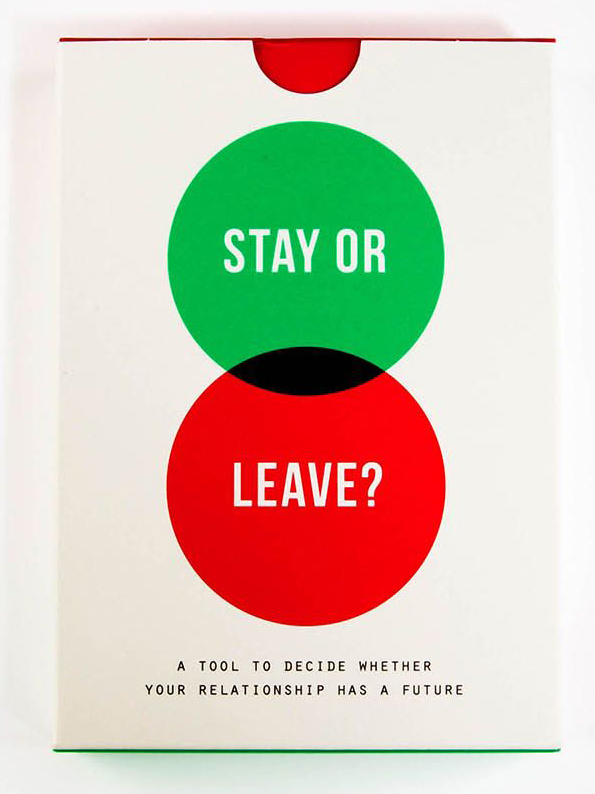 Stay or Leave? Card Game thumbnail