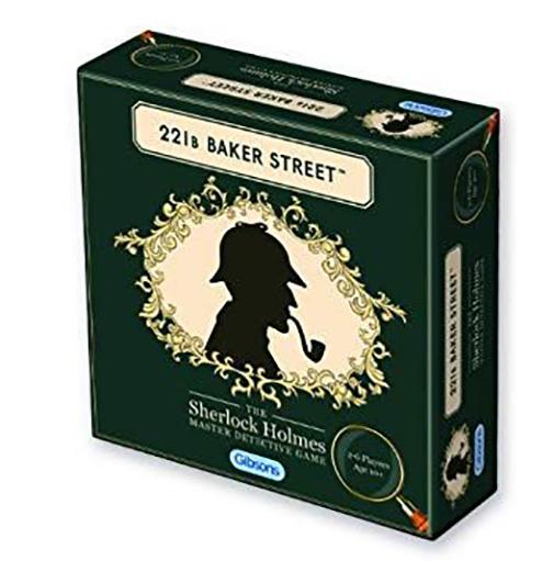221B Baker Street, Sherlock Holmes | Gibsons