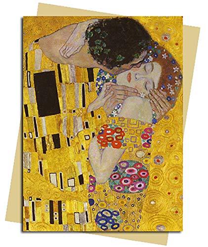 Felicitare - Klimt - The Kiss thumbnail