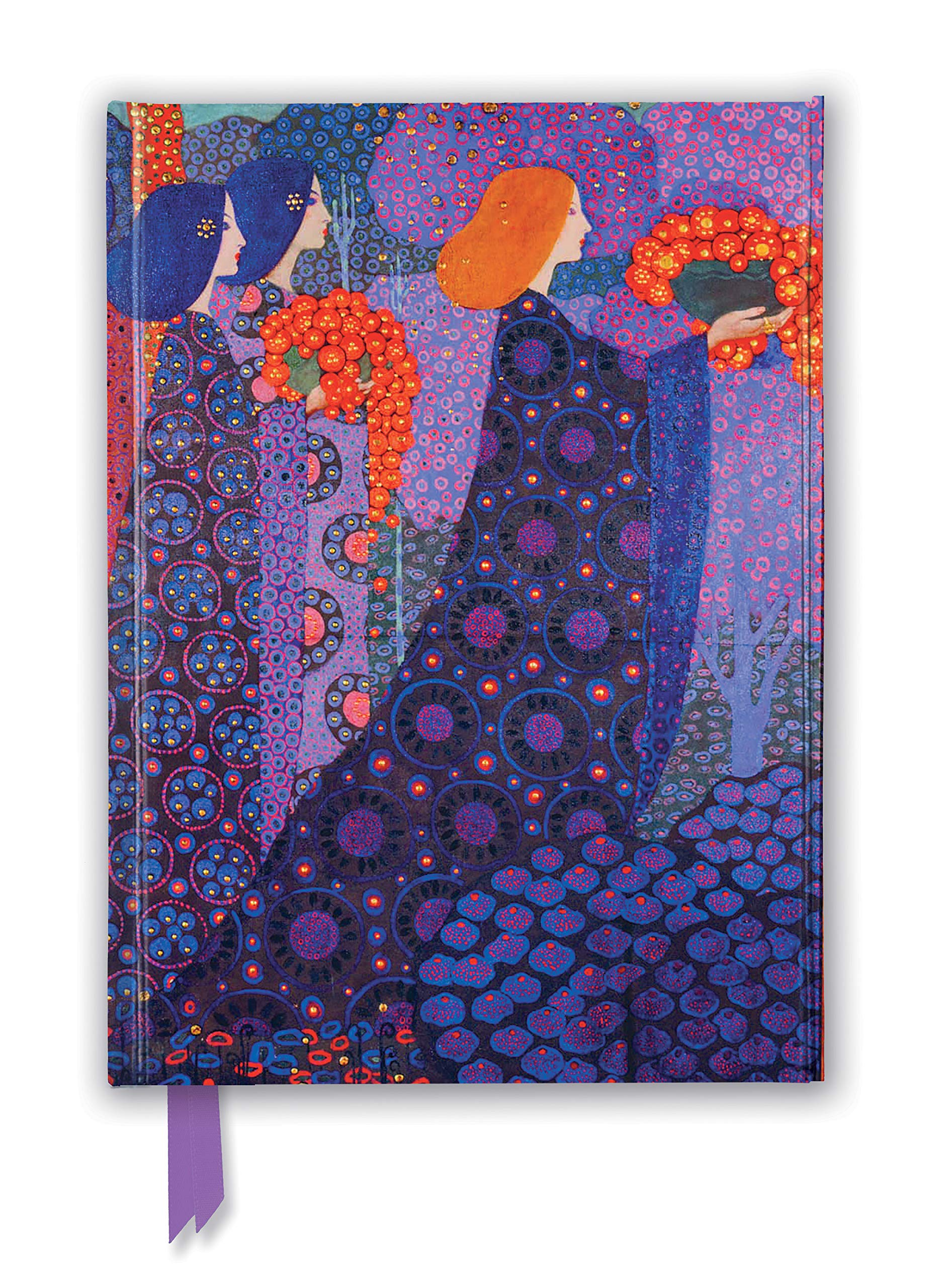 Jurnal - Vittorio Zecchin - Princesses from A Thousand and One Nights thumbnail