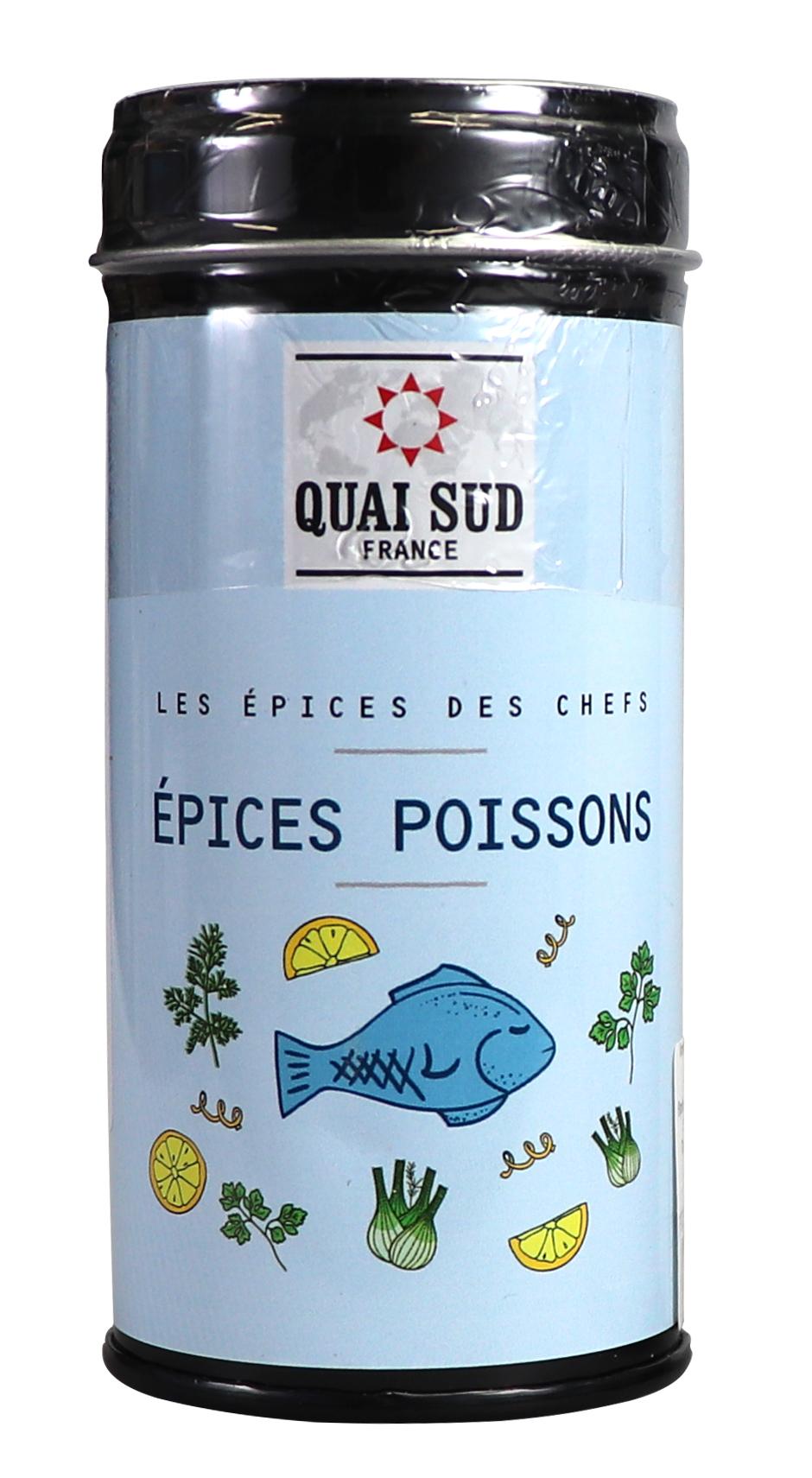 Condimente pentru peste - Epices Poissons thumbnail