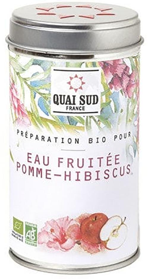 Ceai de mere cu fructe de padure - Apple Hibiscus (Bio) thumbnail