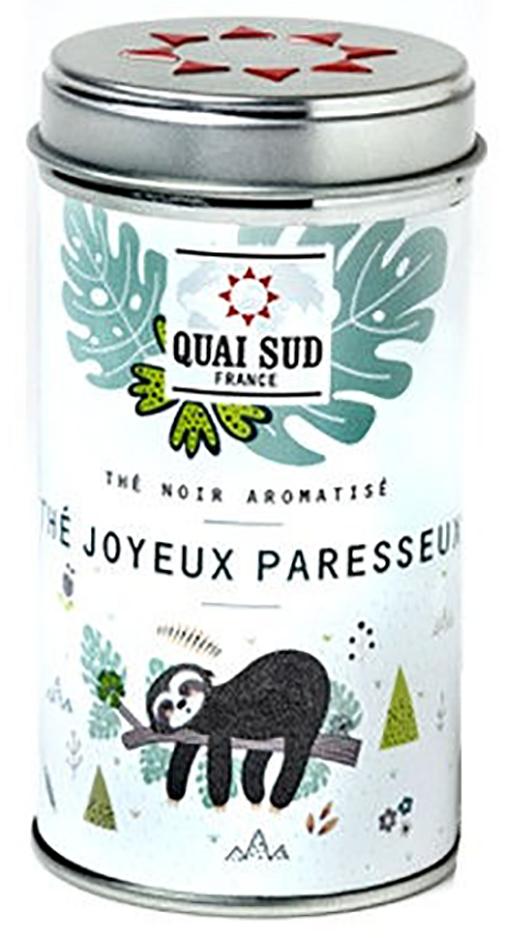 Ceai negru cu aroma de vanilie - Happy Sloth Vanilla thumbnail