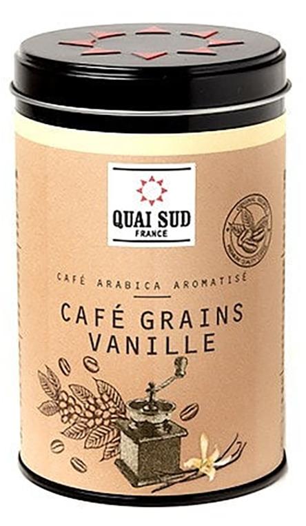 Cafea boabe cu aroma de vanilie thumbnail