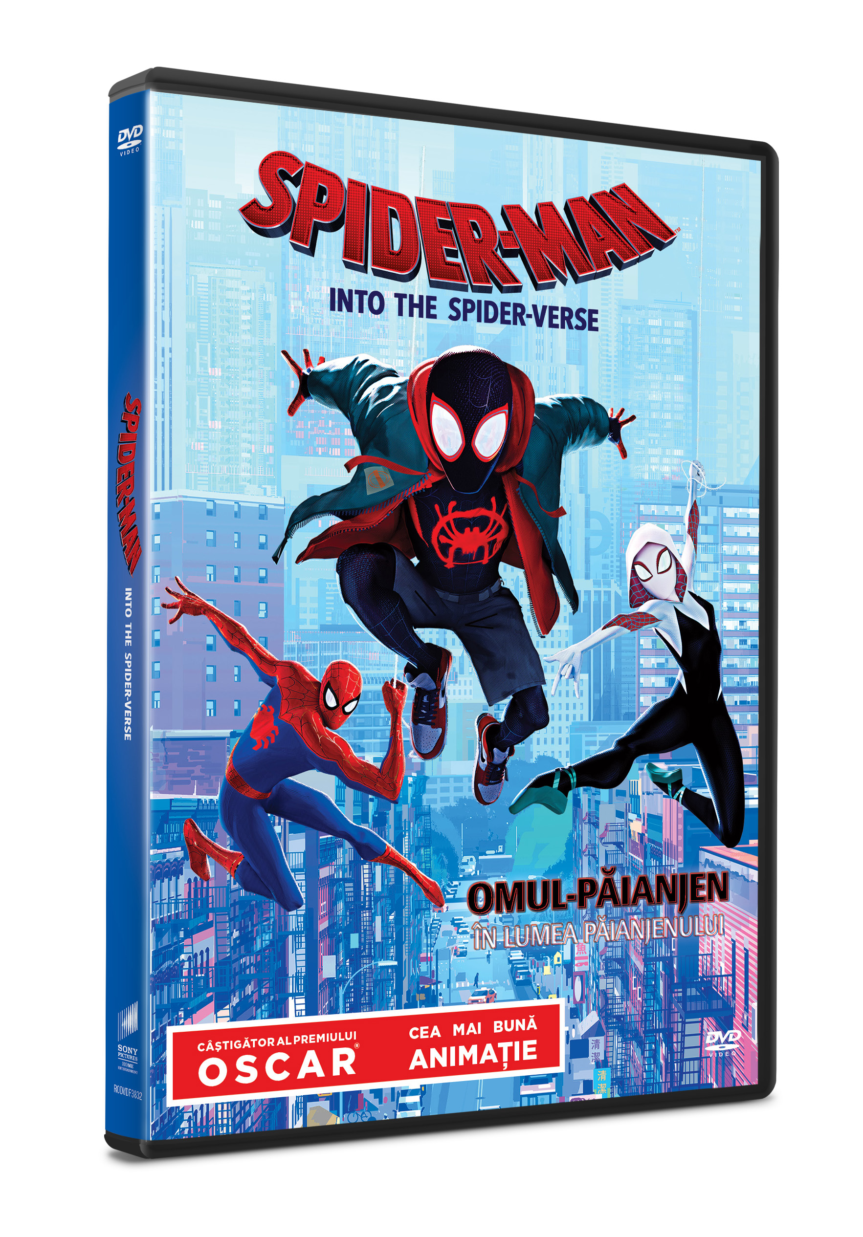 Omul-Paianjen: In lumea paianjenului / Spider-Man: Into the Spider-Verse thumbnail