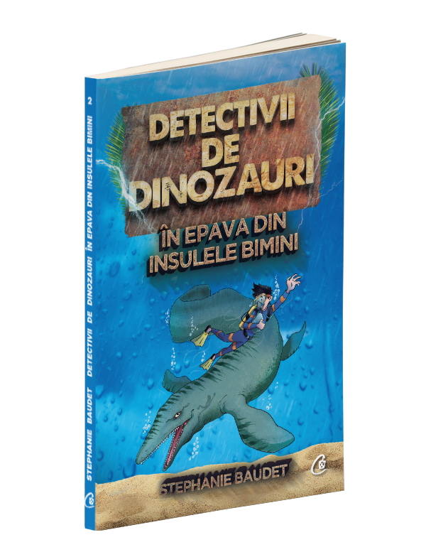 Detectivii de dinozauri in epava din Insulele Bimini