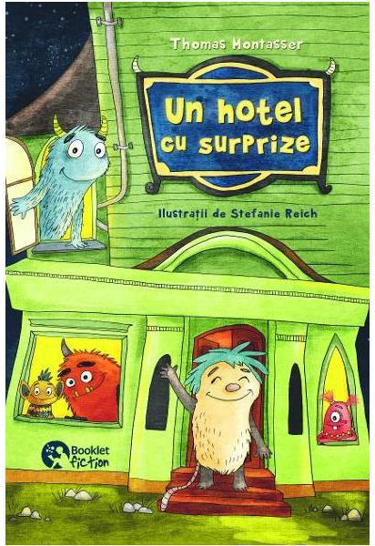 Un Hotel Cu Surprize | Thomas Montasser