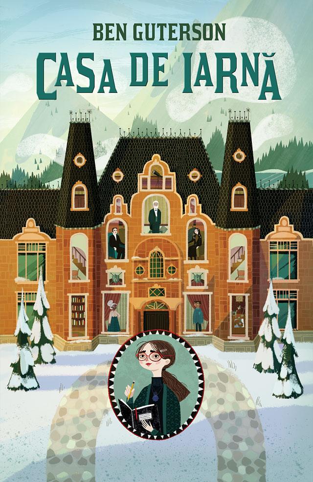 Casa de iarna | Ben Guterson