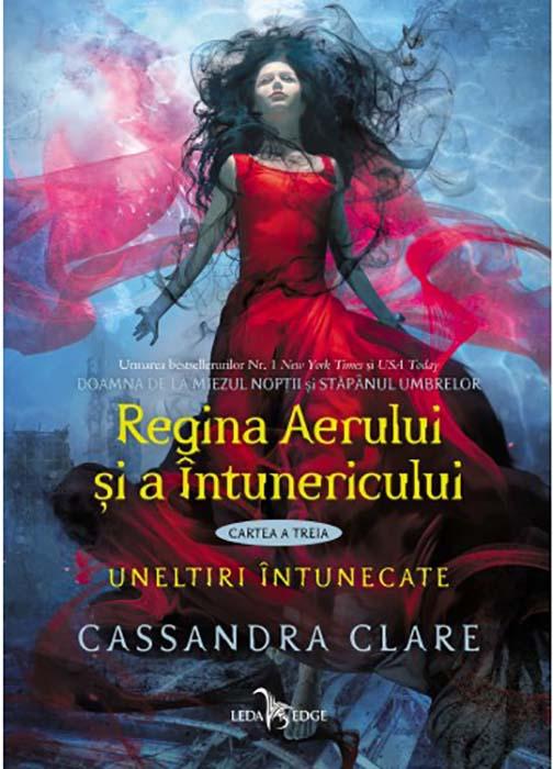 Regina Aerului si a Intunericului | Cassandra Clare