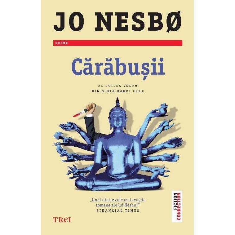 Imagine Carabusii - Jo Nesbo