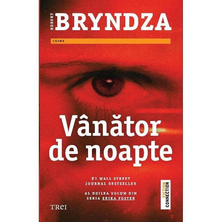 Vanator de noapte | Robert Bryndza