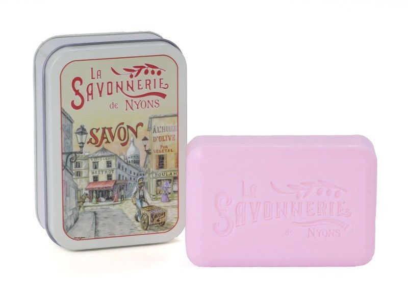Sapun in cutie metalica, 200 g - Montmartre thumbnail