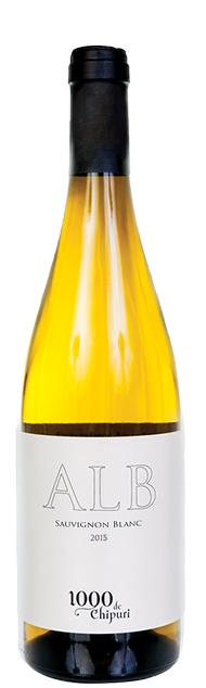Vin alb - Alb Sauvignon Blanc, 2016, sec 1000 de chipuri