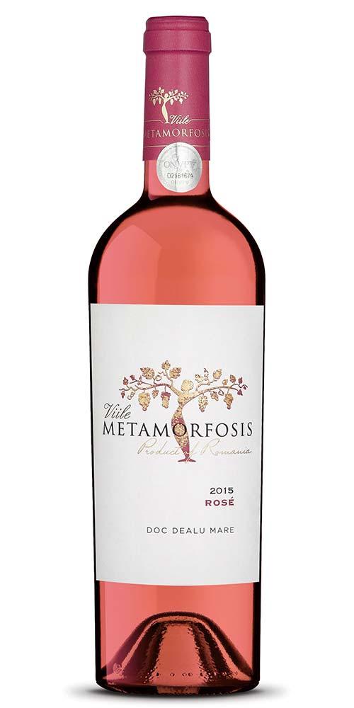 Vin rose - Doc Dealu Mare, 2016, sec Viile Metamorfosis