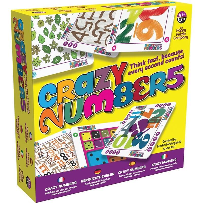 Joc - Crazy Numbers | Mukikim