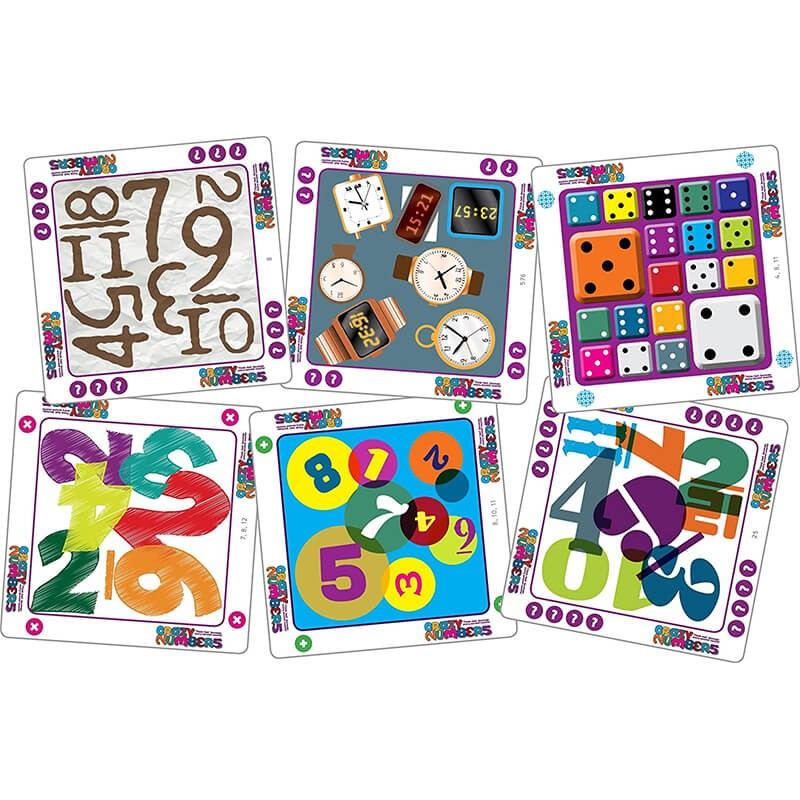 Joc - Crazy Numbers | Mukikim - 1