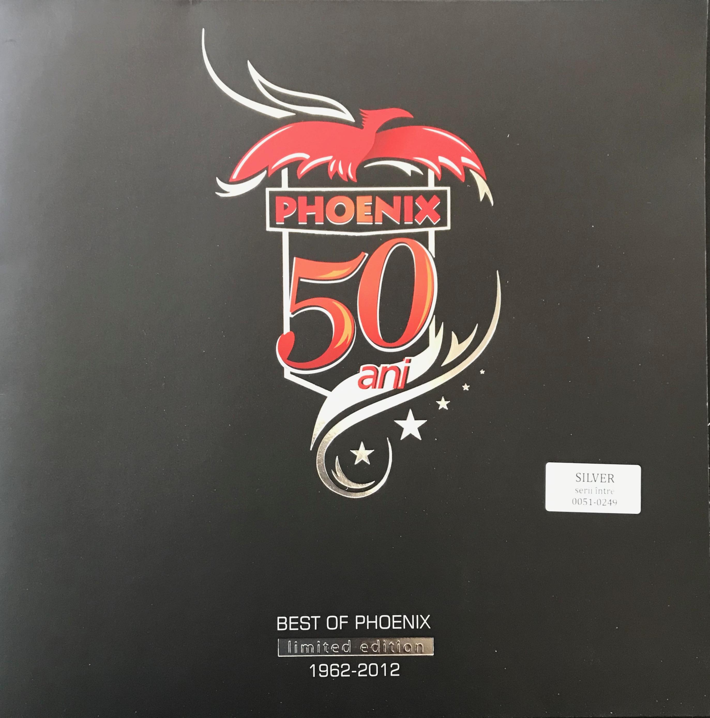 Phoenix 50 - Silver - Vinyl thumbnail