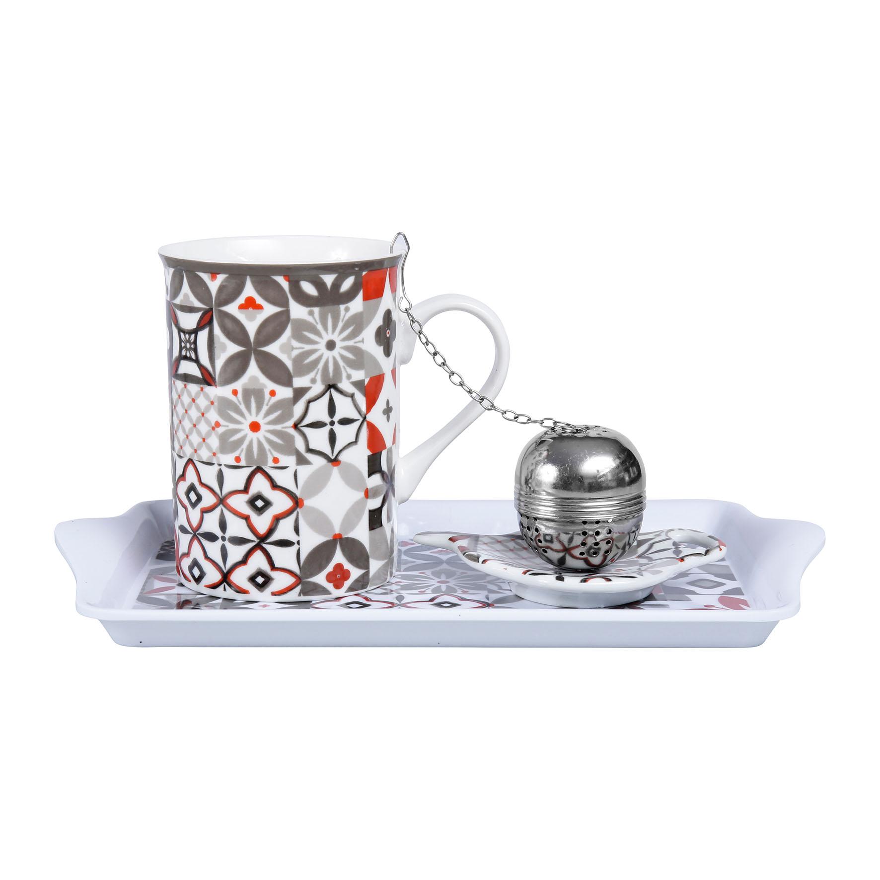 Set pentru ceai - The Carreau Rge thumbnail