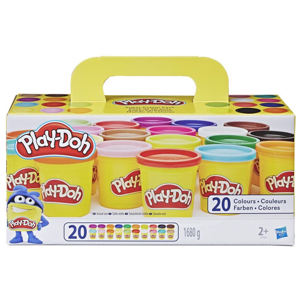 Pachet plastilina 20 de cutii - Play-Doh thumbnail