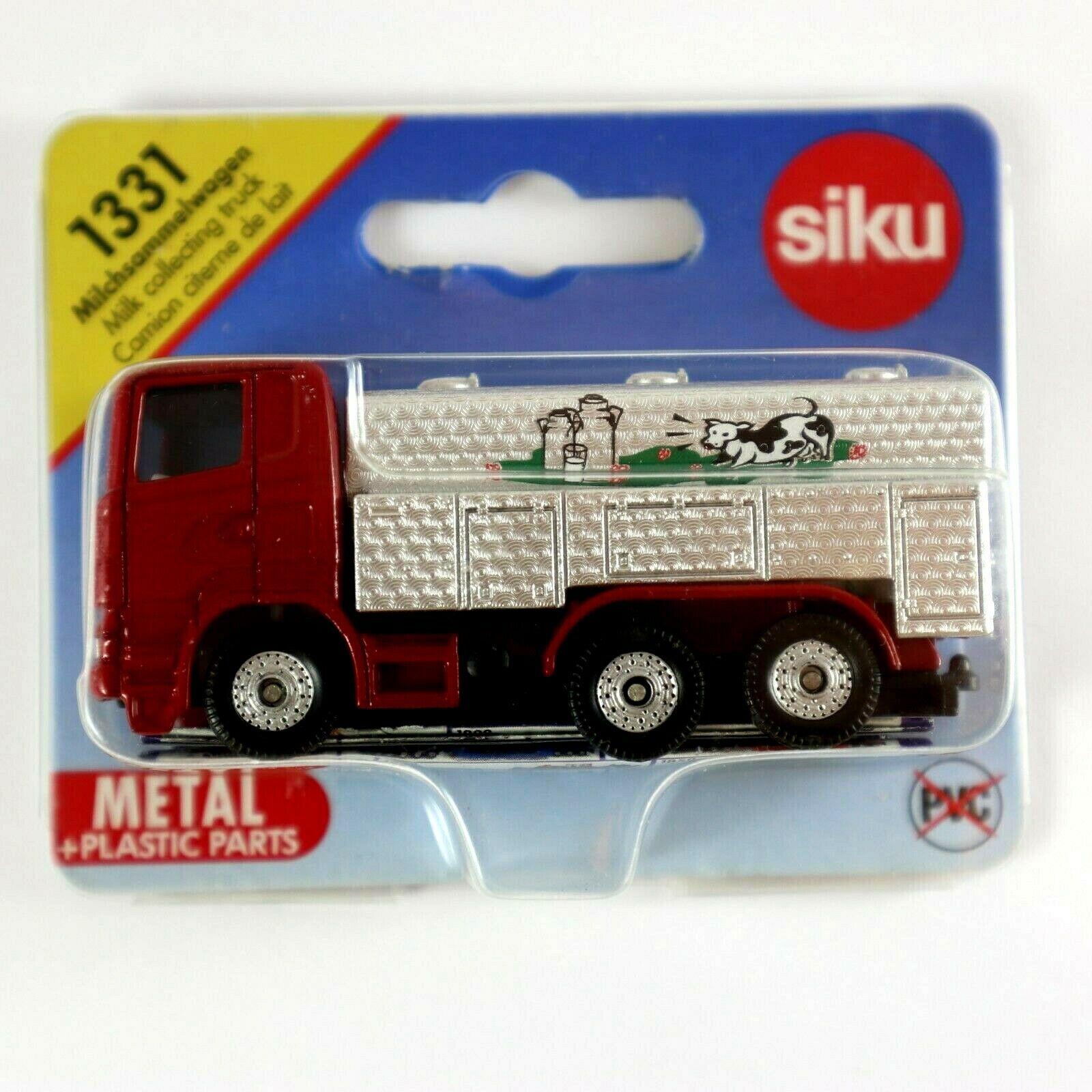 Camion - Milk collecting Truck | Siku - 2