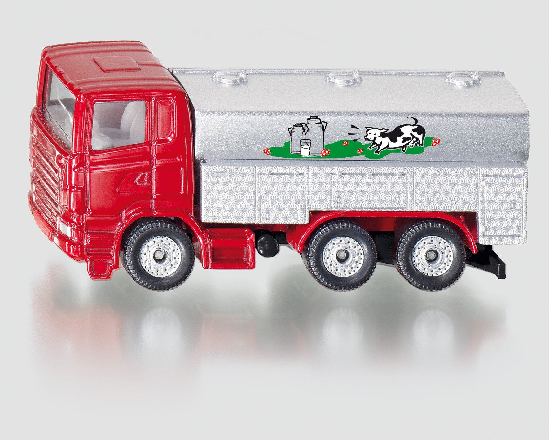 Camion - Milk collecting Truck | Siku - 3