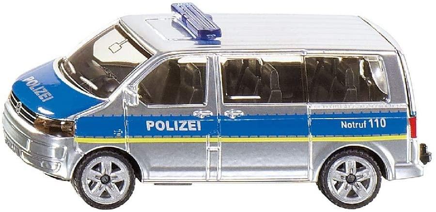 Jucarie - Police Team Van | Siku