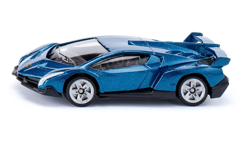 Jucarie - Lamborghini Veneno - Blue | Siku