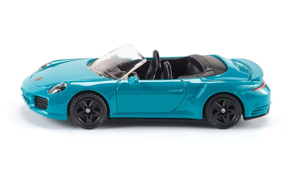 Jucarie - Porsche 911 Turbo S Convertible | Siku