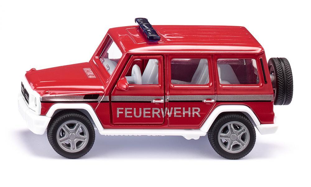 Masinuta - Mercedes G65 Pompieri | Siku