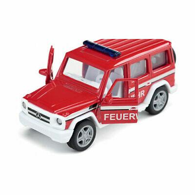 Masinuta - Mercedes G65 Pompieri | Siku - 4