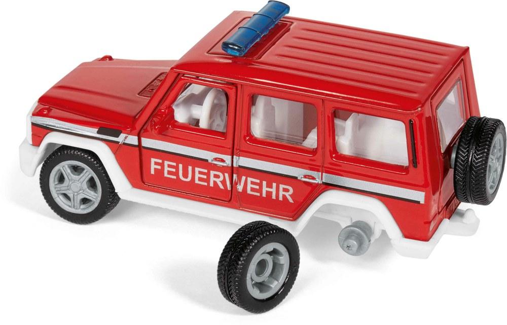 Masinuta - Mercedes G65 Pompieri | Siku - 2