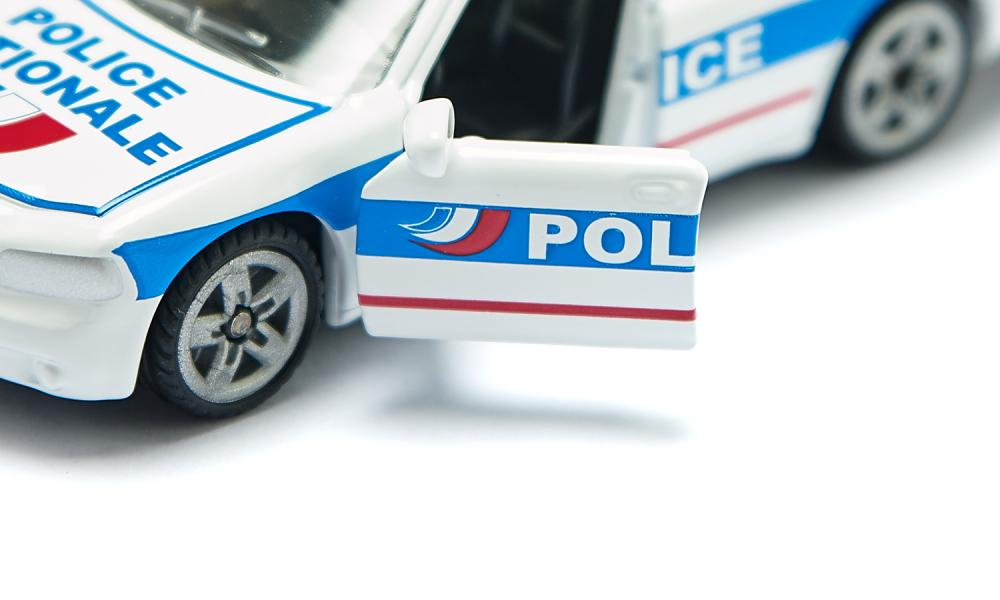 Jucarie - Super Police Car | Siku - 3