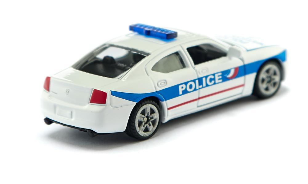 Jucarie - Super Police Car | Siku - 2