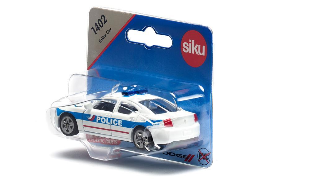 Jucarie - Super Police Car | Siku - 4