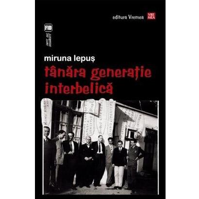 Tanara generatie interbelica | Miruna Lepus