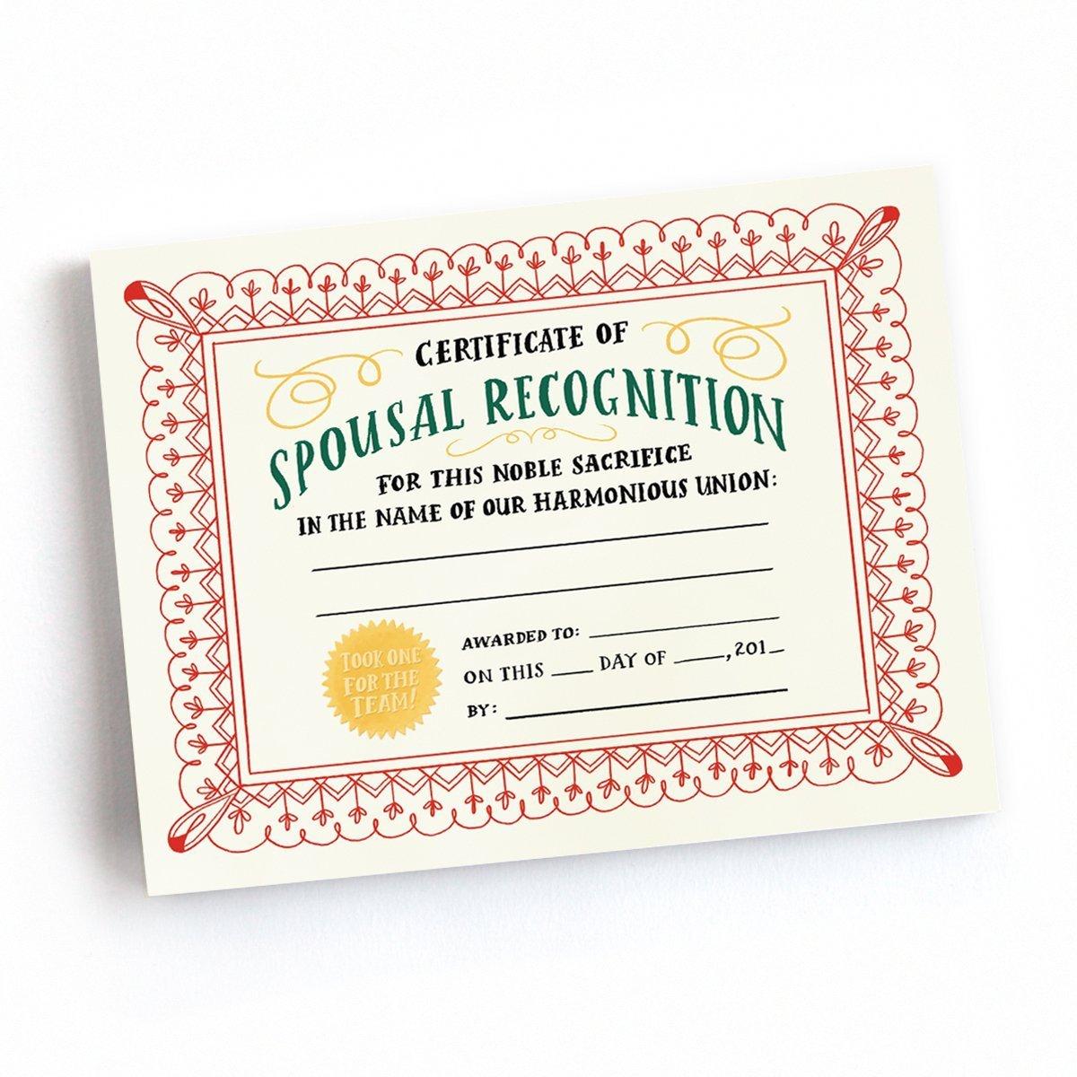 Cartolina - Spousal Recognition thumbnail