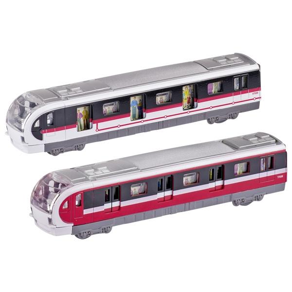 Metrou - mai multe modele | Goki
