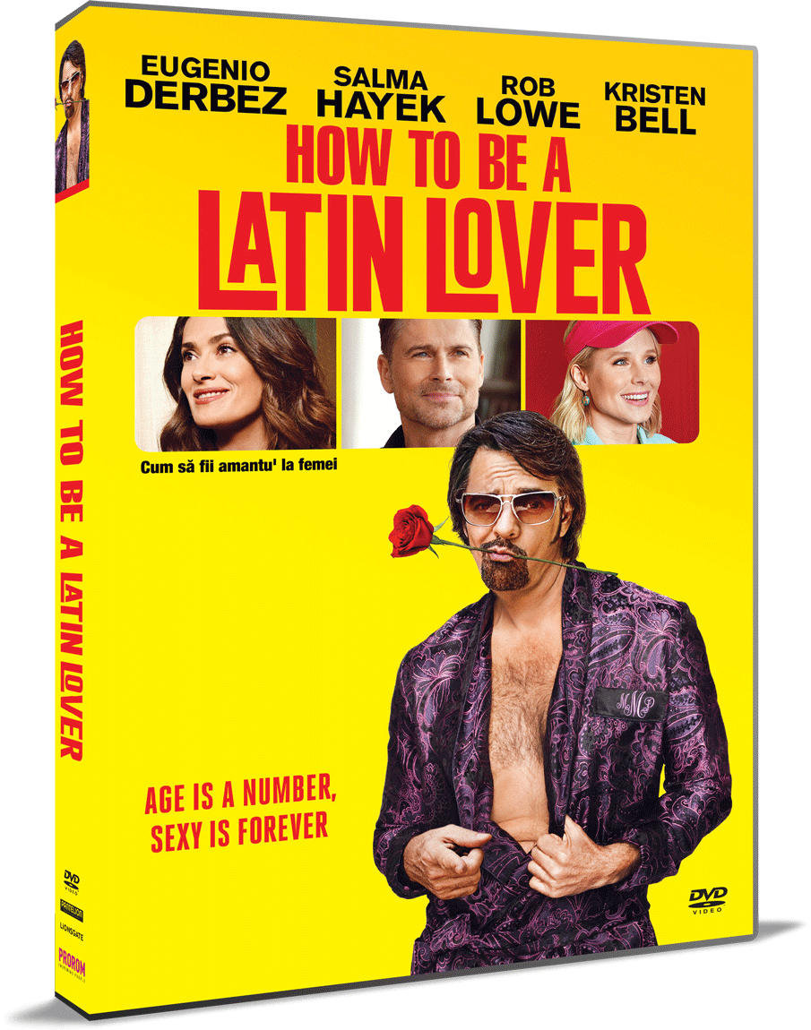 Cum sa fii amantu' la femei / How to Be a Latin Lover thumbnail