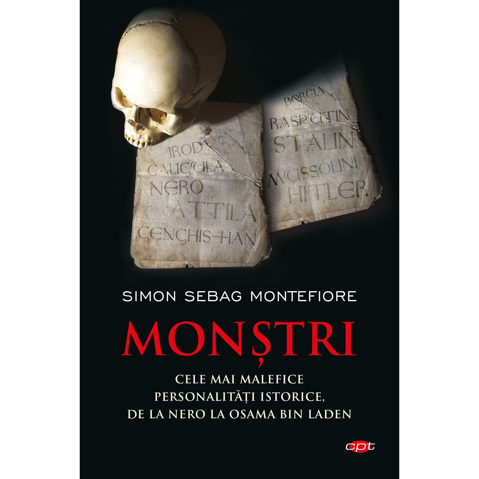 Monstri | Simon Sebag Montefiore