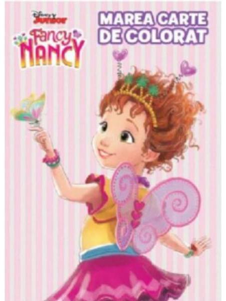 Fancy Nancy. Marea carte de colorat thumbnail