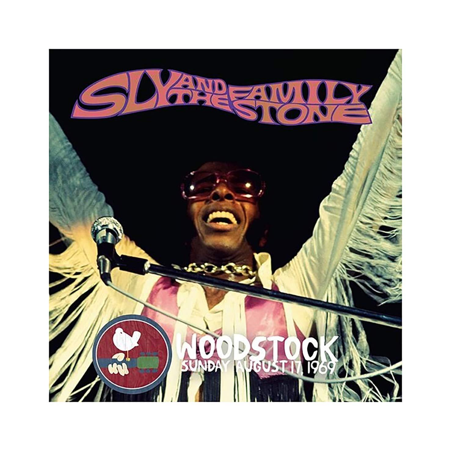 Woodstock Sunday August 17, 1969 - Vinyl thumbnail