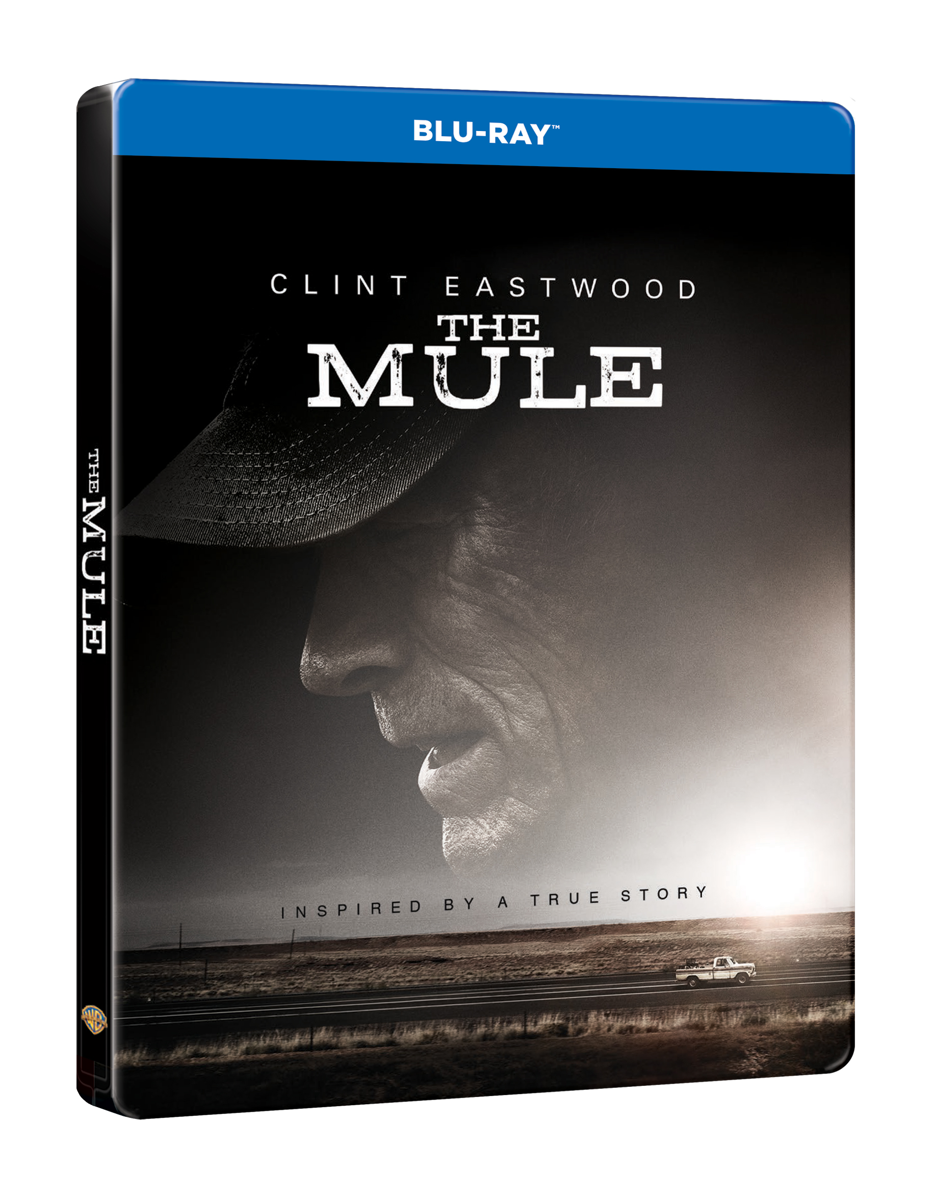 Curierul traficantilor / The Mule (Steelbook Blu-Ray Disc) thumbnail