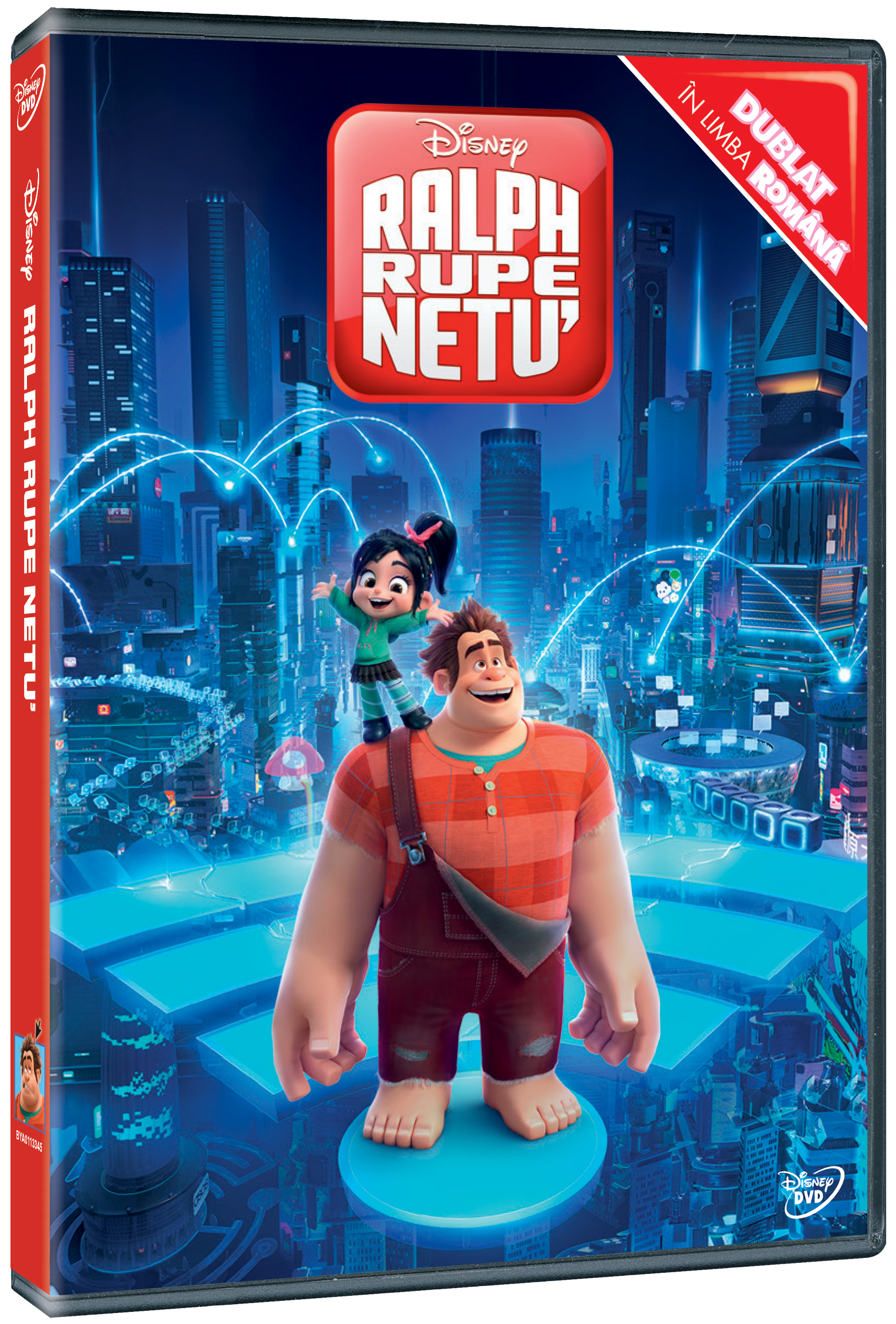 Ralph rupe netu / Ralph breaks the internet thumbnail